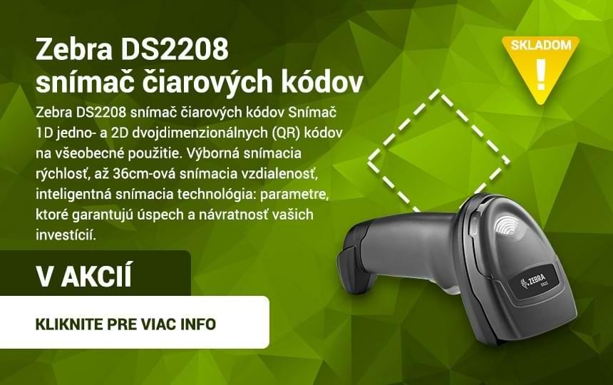 Zebra DS2208