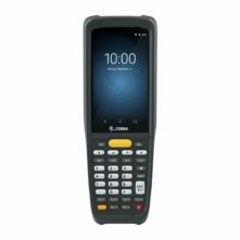Zebra MC2200 mobilný terminál + 13MP zadná kamera,  dokovacia stanica/nabíjačka (KT-MC220K-2B3S3RW)