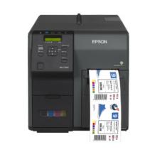 EPSON C7500G farebná atramentová  tlačiareň etikiet (C31CD84312)