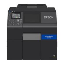 EPSON C6000AE tintasugaras színes tlačiareň etikie