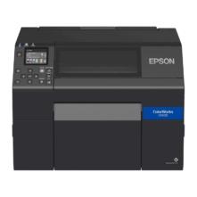 EPSON C6500AE tintasugaras színes tlačiareň etikie
