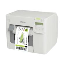 EPSON TM-C3500 tintasugaras színes tlačiareň etikie