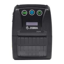 Zebra ZQ210 mobilné tlačiareň etikiet + Linerless (ZQ21-A0E12KE-00)