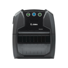 Zebra ZQ220 mobilné tlačiareň etikie + Linerless