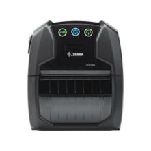 Zebra ZQ220 mobilné tlačiareň etikiet + Linerless (ZQ22-A0E12KE-00)