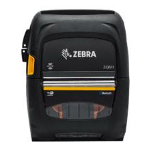 Zebra ZQ511 mobilné tlačiareň etikie + Linerless