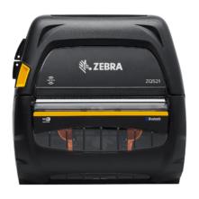 Zebra ZQ521 mobilné tlačiareň etikie + Linerless, WiFi
