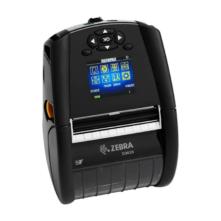 Zebra ZQ620 mobilné tlačiareň etikie + WiFi, akumulátor s extra kapacitou