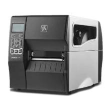 Zebra ZT230d tlačiareň etikie, 300 dpi + rezač