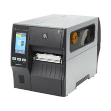 Zebra ZT411 tlačiareň etikie, 600 dpi + odlepovač etikiet, interný navíjač
