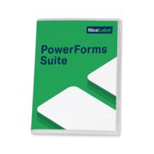 NiceLabel Designer PowerForms Suit