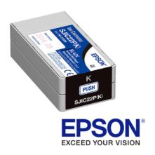 Epson ColorWorks C3500 atramentová náplň, Čierna