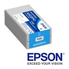 Epson ColorWorks C3500 atramentová náplň, Modrá