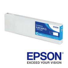 Epson ColorWorks C7500g atramentová náplň, Modrá