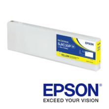 Epson ColorWorks C7500g atramentová náplň, Žltá