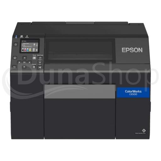 Epson C6500PE tlačiareň etikiet