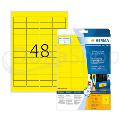 Herma íves címek 8030