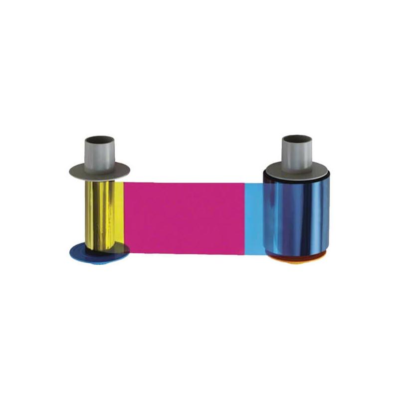 Fargo HDP5000 farbiaca páska, YMC, 750 kariet/kotúč
