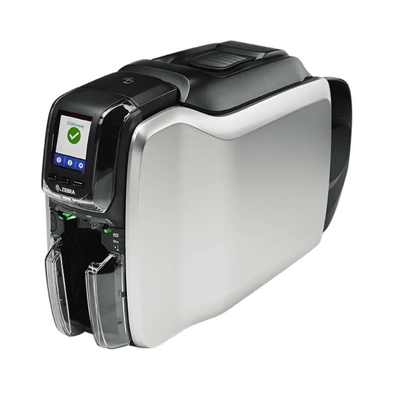 Zebra ZC300 tlačiareň kariet, jednostranný tisk, USB/Ethernet