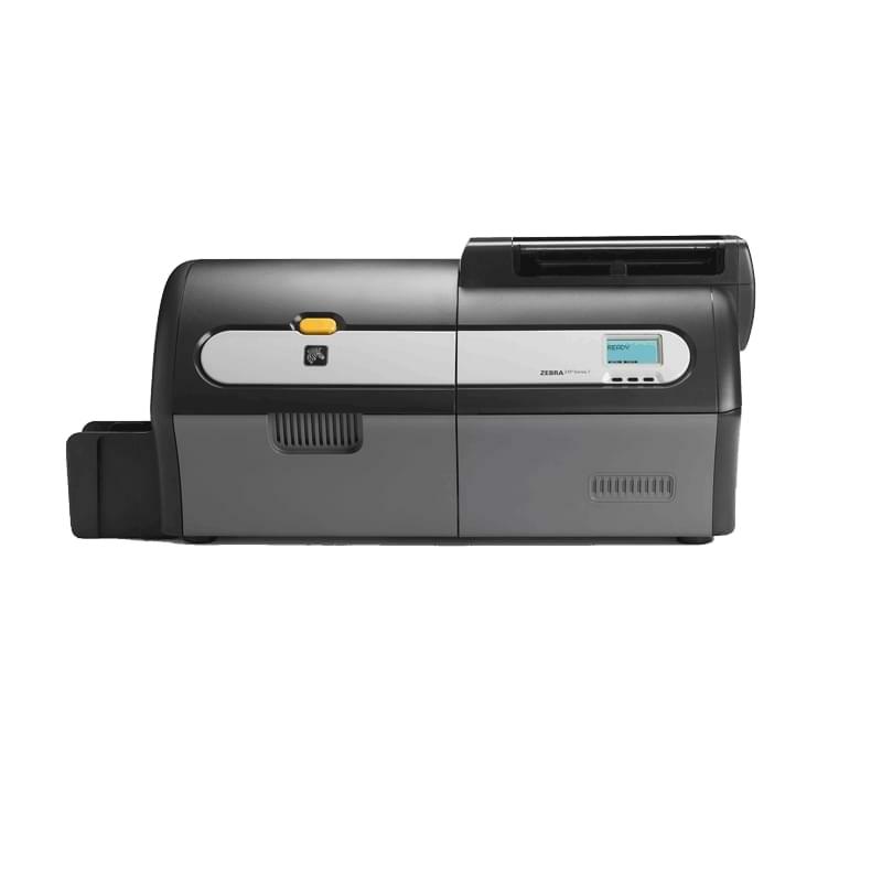 Zebra ZXP7 Kártyanyomtató, kétoldalas, USB/Ethernet, Mágneskártya író