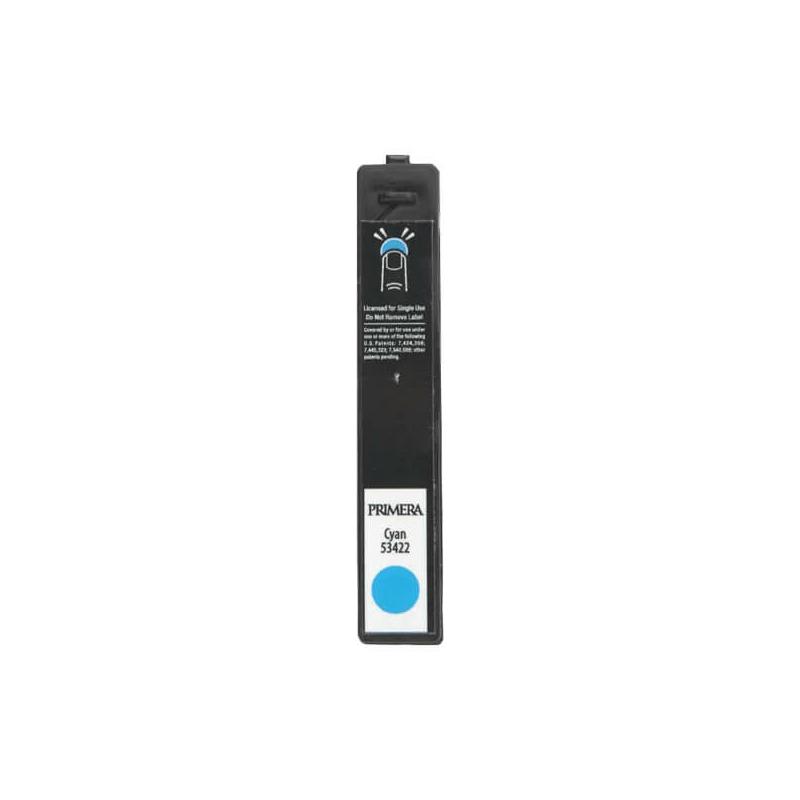 Primera 053422 atramentová náplň (Modrá), Dye Based, LX900e