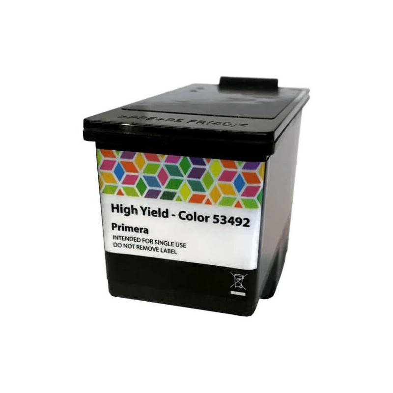 Primera 053492 farebná atramentová náplň (CMY), Dye Based, LX910e