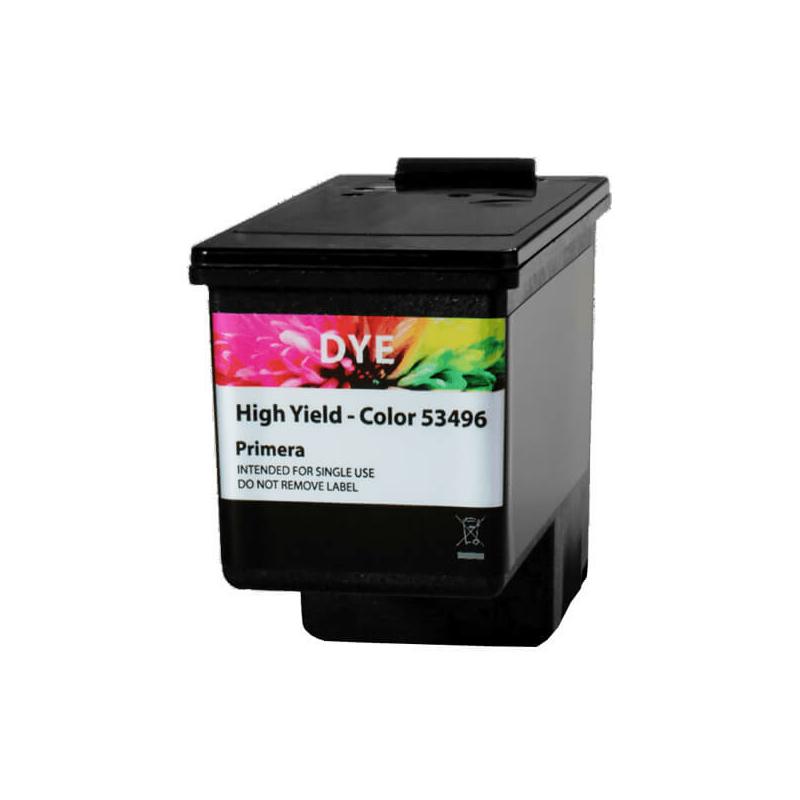 Primera 053496 farebná atramentová náplň (CMY), Dye Based, LX610e