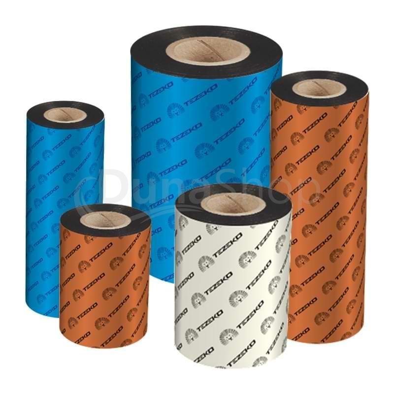 Tezeko termotransferové pásky
