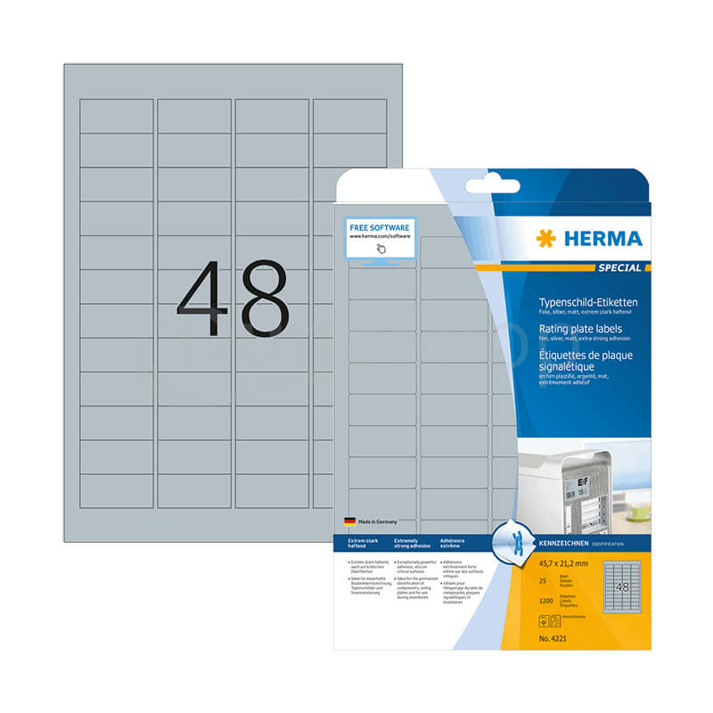 Herma íves címek 4221