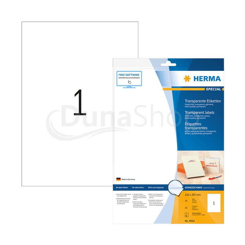 Herma íves címek 8964