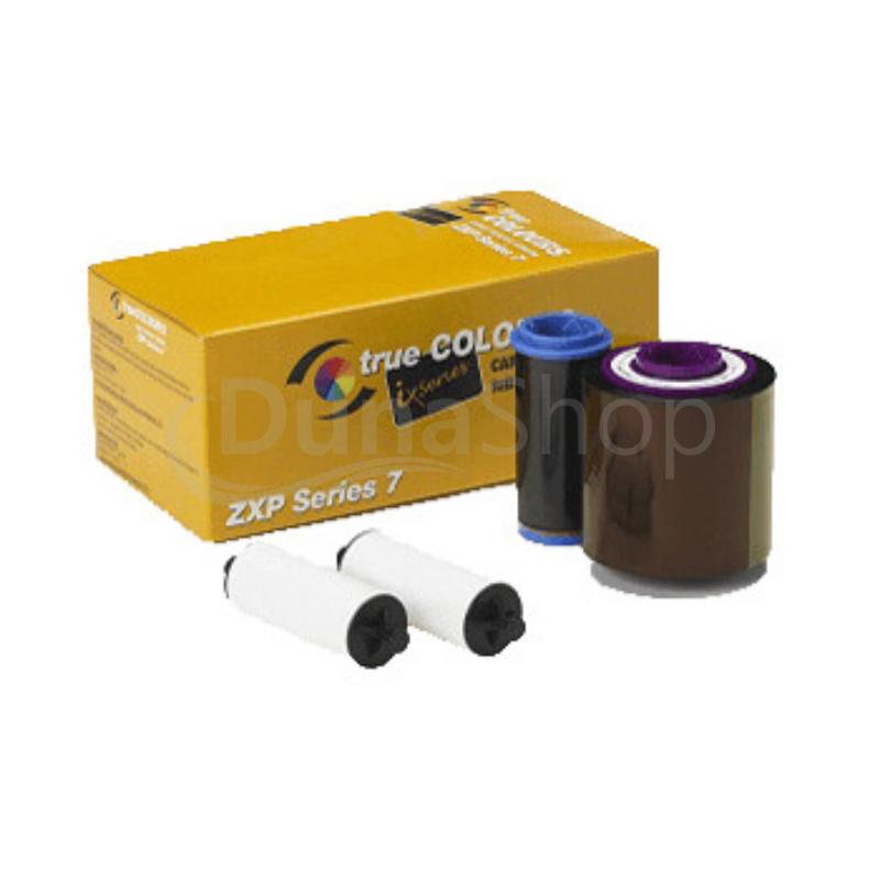 Zebra farbiaca páska pre tlačiarne kariet 800077-761EM