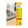 Avery Zweckform A4 hárkové print etikety
