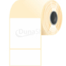 40*40 mm, samolepiace papierové etikety (1000 etikiet/kotúč)