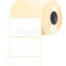 50 * 30 mm, samolepiace papierové etikety (2500 etikiet/kotúč)