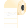 65 * 25 mm, samolepiace papierové etikety (2500 etikiet/kotúč)
