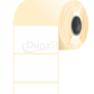 80 * 50 mm, samolepiace papierové etikety (1000 etikiet/kotúč)