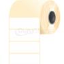 40 * 15 mm, samolepiace termo etikety (2000 etikiet/kotúč)